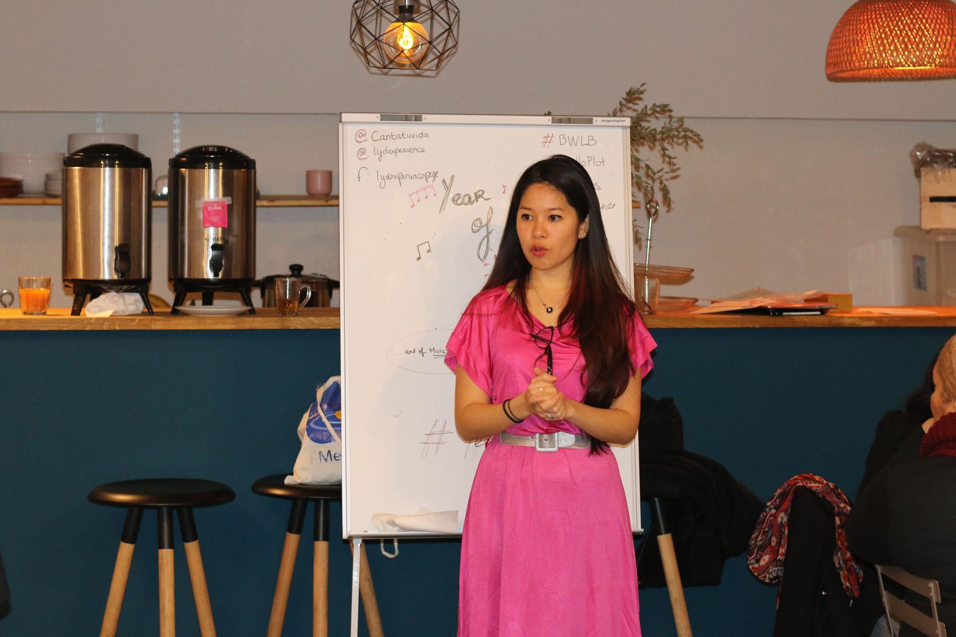 Chanthavy Tan: une femme inspirante