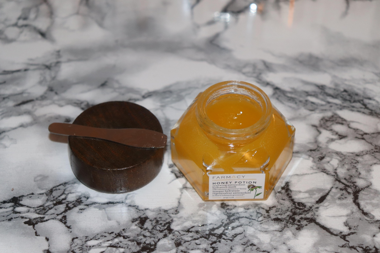 Farmacy honey mask